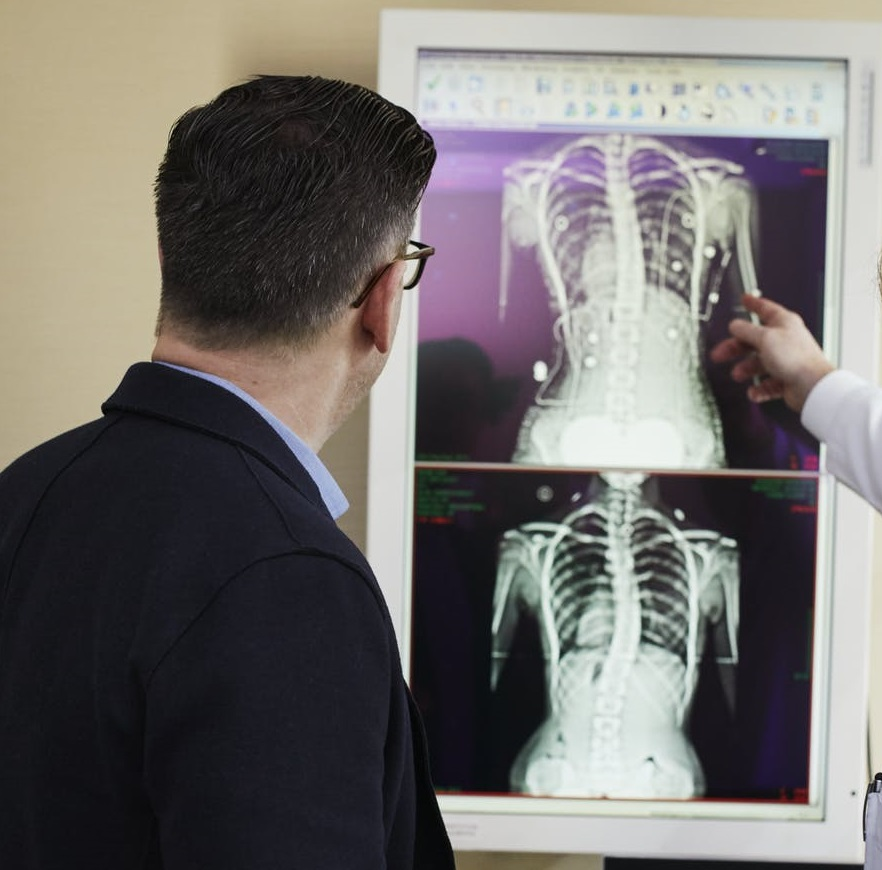 doctor analysis of back problems