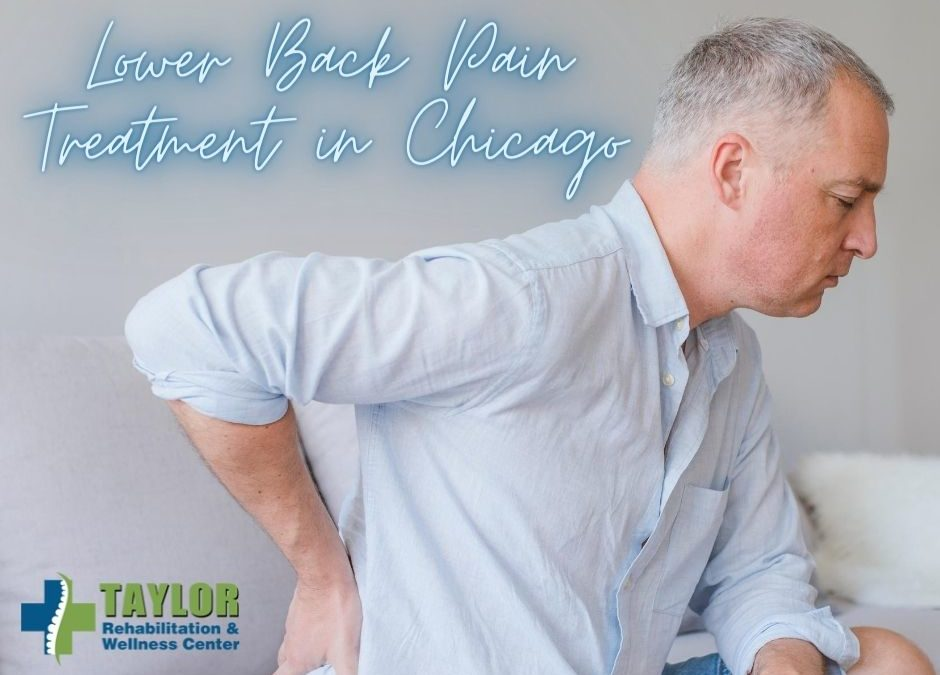 Best Back Pain Relief in Chicago